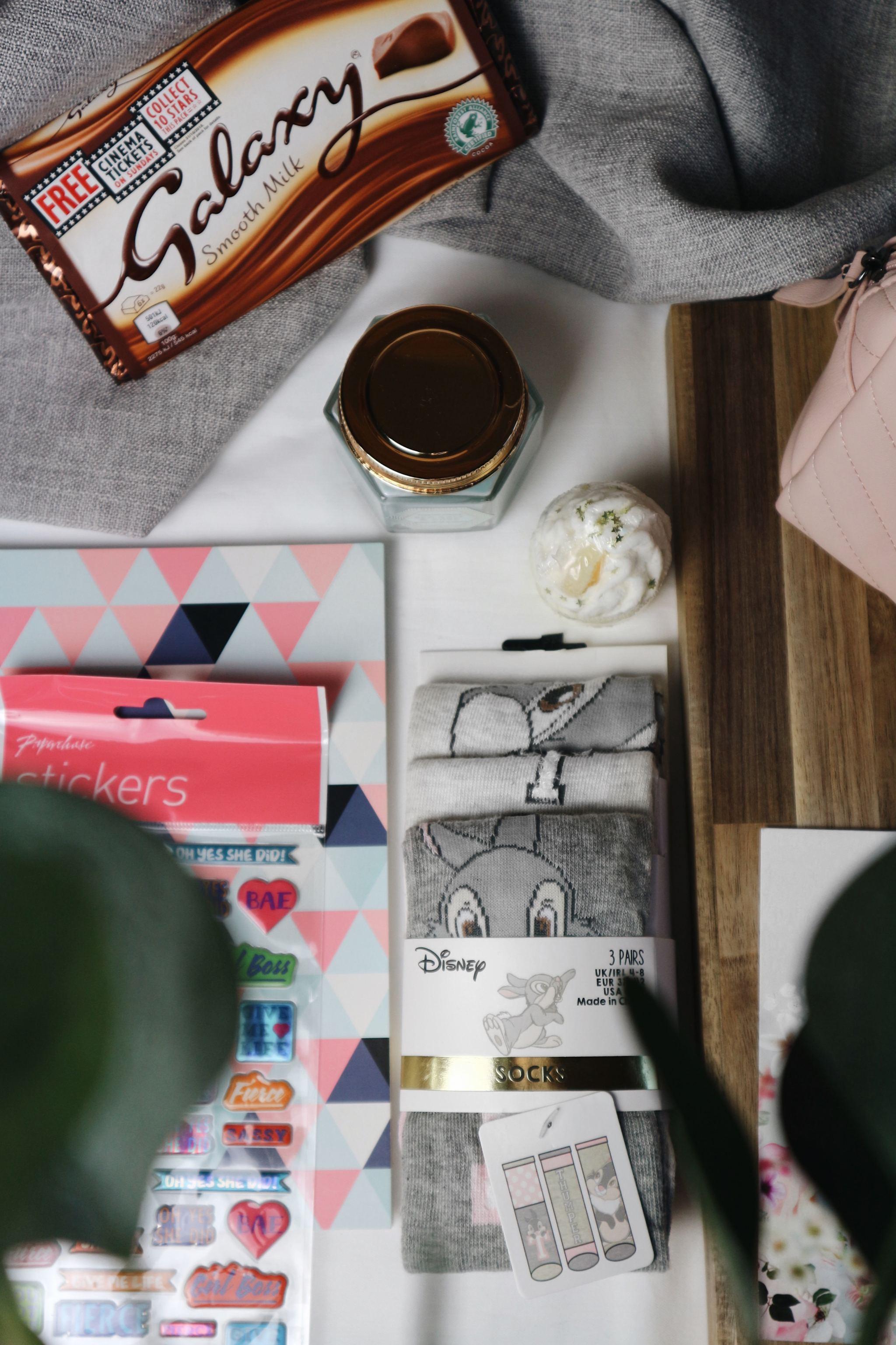 Blogger Box Swap
