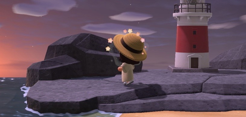 Simple Joys. Animal Crossing: New Horizons.